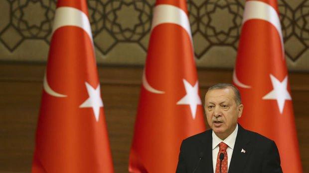 Erdoğan: Faize dayalı sistemin insani yükü ağırlaştı