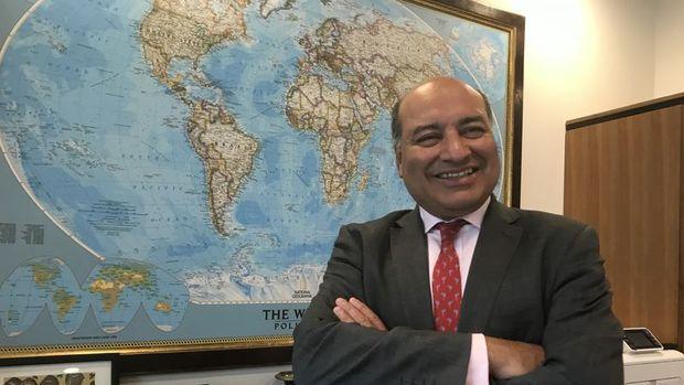 EBRD/ Chakrabarti: Türkiye'ye tamamen ve uzun vadeli olarak bağlıyız