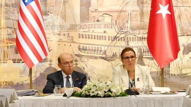 Pekcan: ABD ile öncelikli sektörleri belirledik