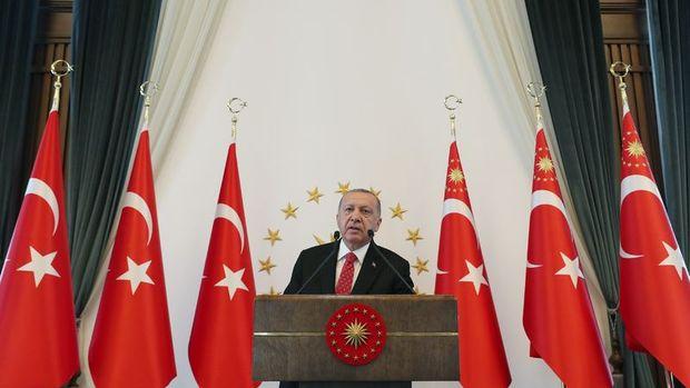 Erdoğan: ABD'li yatırımcıya gereken desteği vermeye hazırız