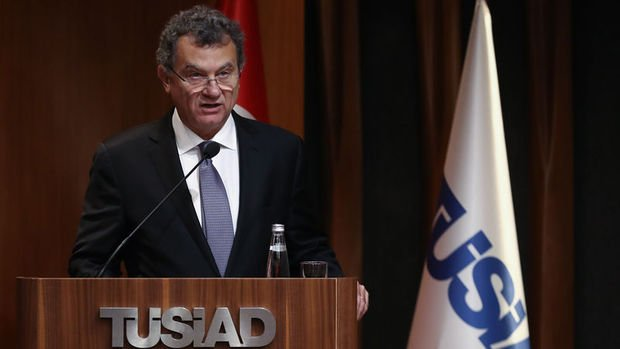 TÜSİAD/Kaslowski: Yeni çağda inovasyon olgusu dijital teknolojiler üzerinden tanımlanıyor