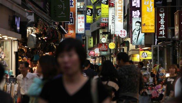 Güney Kore'de işsizlik 6 yılın en düşüğüne geriledi