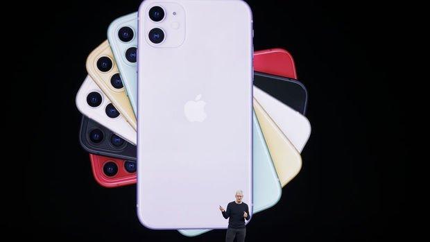 Apple 3 yeni iPhone modeli tanıttı