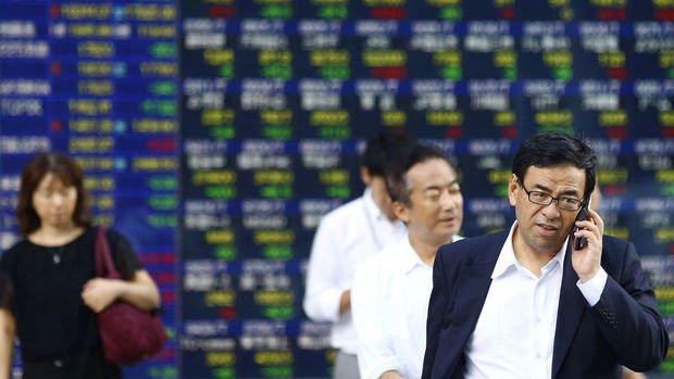 Asya borsaları yataya yakın alıcılı seyretti