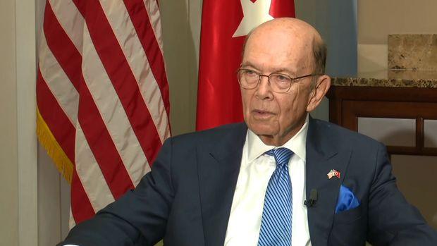 ABD Ticaret Bakanı: Türkiye'ye 50 milyar dolar ihracat toplam hacmimizin % 1'i düzeyinde