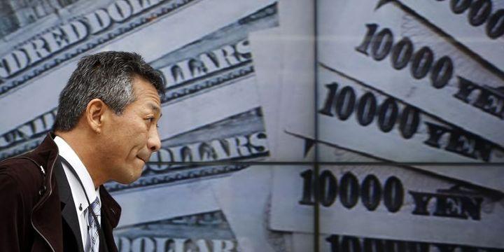 """Yen dolar karşısında """"ticaret"""" yumuşaması ile değer kaybetti"""