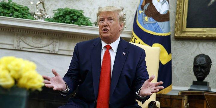 Trump: Avrupa faiz düşürüyor, Fed hala oturuyor