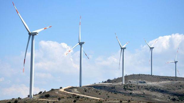 Yılın ilk yarısında 246 megavatlık rüzgar enerjisi santrali devreye alındı