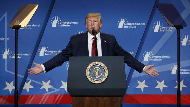 Trump: Geçici ticaret anlaşmasına açığım, ama kalıcı olanını tercih ederim