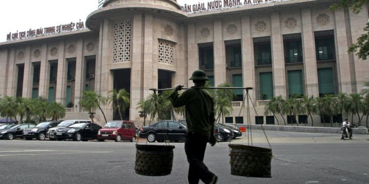 Vietnam MB refinansman faizini düşürdü