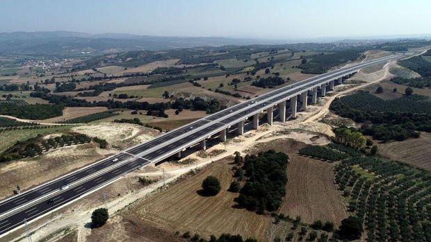 İstanbul-İzmir Otoyolundan 35 milyon araç geçti