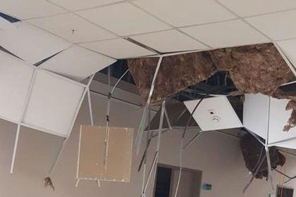 Suriye'de Türkiye sınırındaki hastaneye terör s...