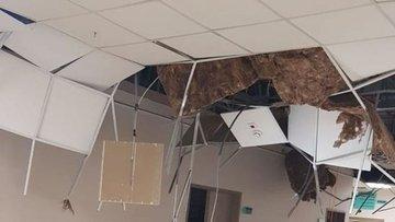 Suriye'de Türkiye sınırındaki hastaneye terör saldırısı: ...