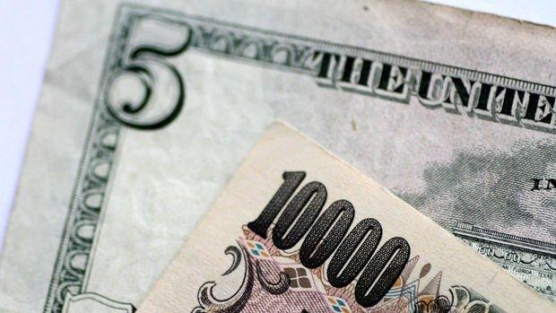 """Yen ve emtia paraları """"drone saldırısı"""" sonrasında dolar karşısında yükseldi"""