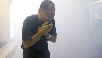 Hong Kong'da şiddetin dozu artıyor