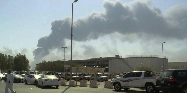 """""""Petrol tesislerinin roketle vurulduğuna yönelik bilgiler var"""""""