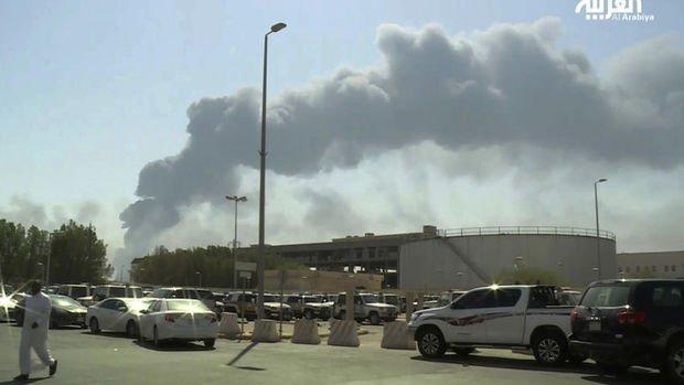 S. Arabistan Aramco saldırısında İran silahlarının kullanıldığını belirtti