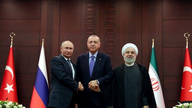 Erdoğan: Suriye'de siyasi çözüm umutlarını yeşertecek önemli kararlar aldık