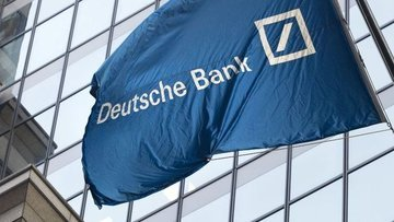 """Deutsche dolar/TL'de 5.95 hedefiyle """"al"""" tavsiyesi verdi"""