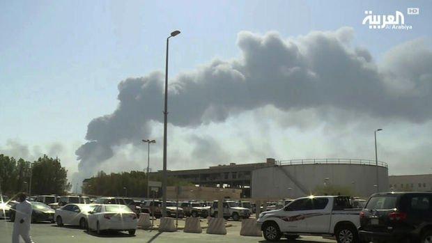 Fitch Solutions: Saldırıların Aramco'nun halka arzına doğrudan etkisi olmaz