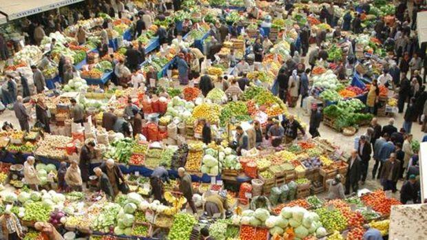 Doğu Karadeniz'den sekiz ayda 70 milyon dolarlık yaş sebze meyve ihracatı