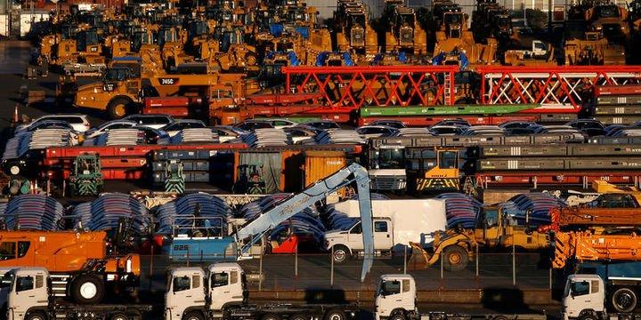 Japonya'nın ihracatı dokuz ayın en sert gerilemesini kaydetti