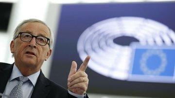 AB/Juncker: Anlaşmasız ayrılık riski çok gerçekçi