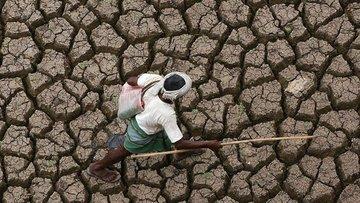 Şili'de kuraklık ülkenin yüzde 70'ini etkiliyor