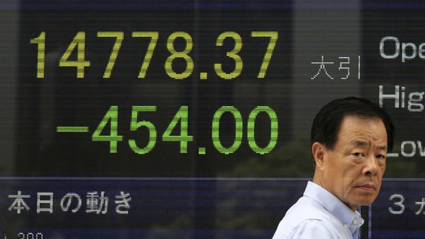 Asya'da endeksler Fed'in ardından karışık seyretti