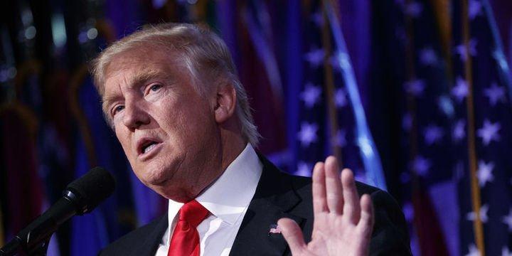 Trump: Tek bir telefonla bir ülkeye girebiliriz