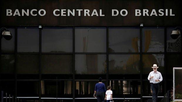 Brezilya Merkez Bankası 50 baz puan faiz indirdi