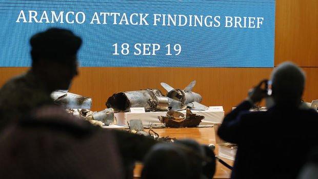 S. Arabistan: Aramco'ya yönelik saldırıda İran yapımı SİHA'lar kullanıldı