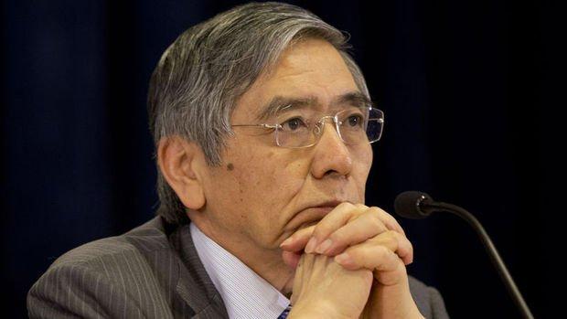 BoJ/Kuroda: BoJ'un parasal genişleme için hala alanı var
