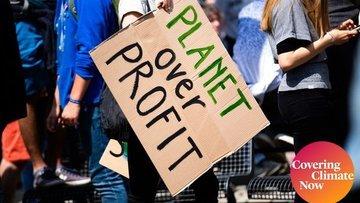 Covering Climate Now: 35 trilyon dolarlık yatırımcılar hü...