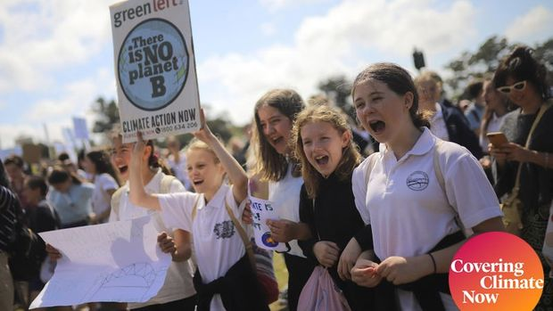Covering Climate Now: Hareket Zamanı
