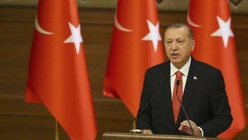 Erdoğan: Millet bahçeleri betonlaşmaya karşı çıkıştır