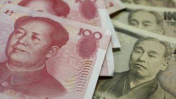 """Yen """"ticaret görüşmeleri"""" ile düşerken yuan yükseldi"""