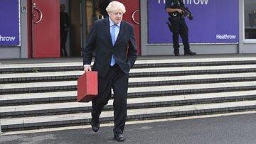 Boris Johnson Aramco saldırısı için İran'ı suçladı