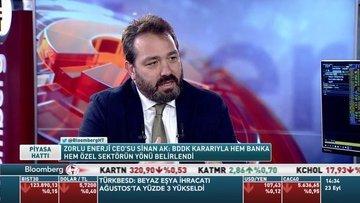 Zorlu Enerji CEO'su Ak: Santral satışıyla ilgili bir firm...