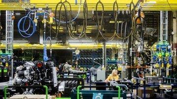 ABD'de imalat PMI Eylül'de 5 ayın zirvesine çıktı