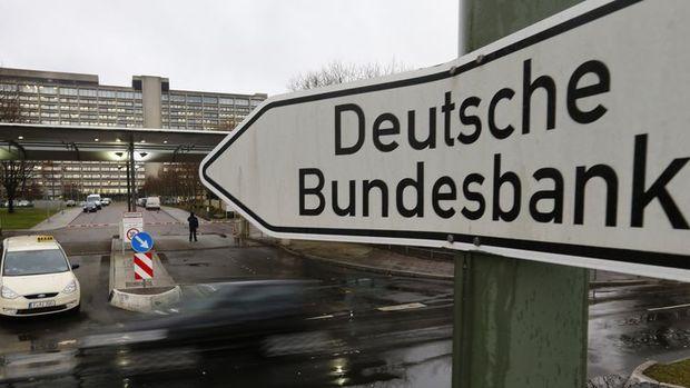 Bundesbank: Alman ekonomisi için endişeye sebep yok