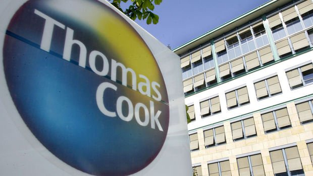 Thomas Cook'un Almanya iştiraki Thomas Cook GmbH da iflasını istedi