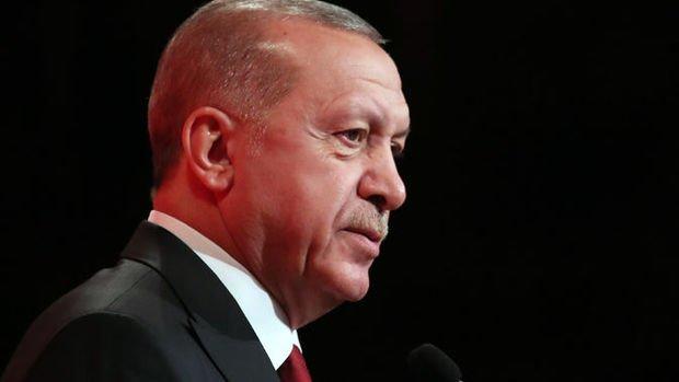 Erdoğan: F-35'te müşteri değiliz, ortağız