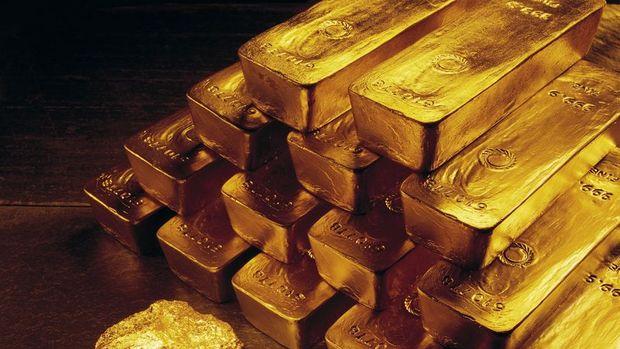 Altın ETF'lerindeki varlıklar