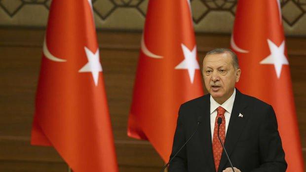 Cumhurbaşkanı Erdoğan'dan köprü ve toplanma alanı açıklaması