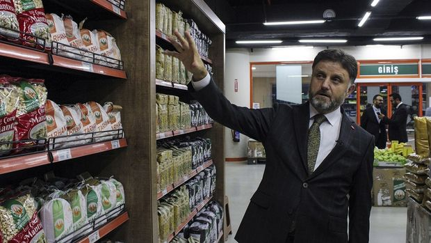 Tarım Kredi Kooperatifleri 500 mağaza açacak
