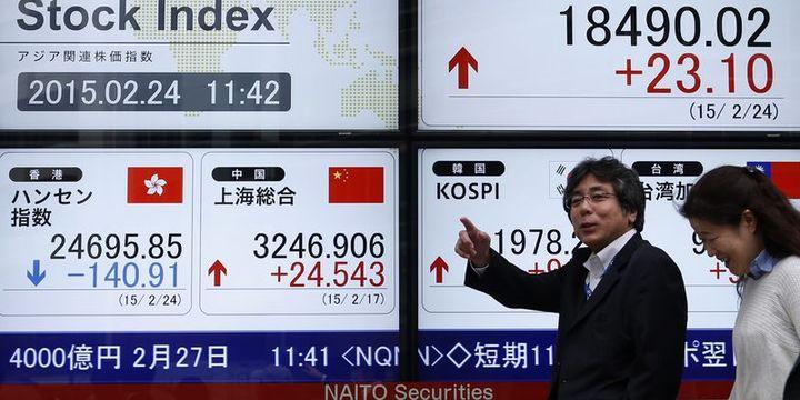 Asya borsaları yaklaşan ticaret görüşmeleriyle yükseldi