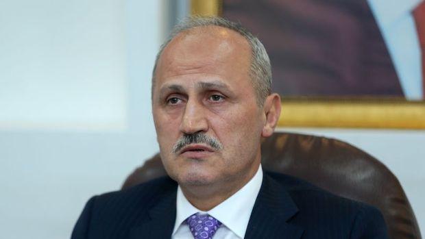 Ulaştırma Bakanı Turhan: 3 Katlı Büyük İstanbul Tüneli'ne firmalar yoğun ilgi gösteriyor