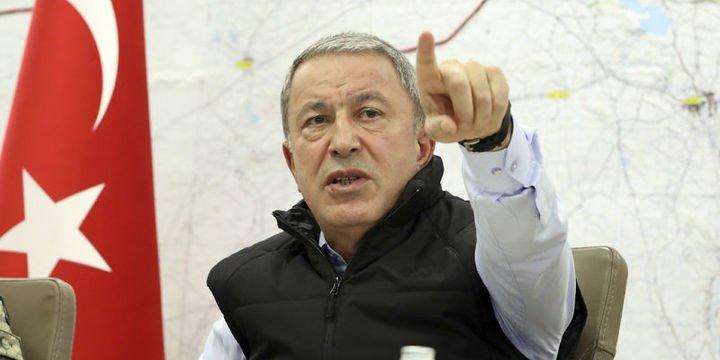Akar: Terör koridoru oluşturulmasına izin vermeyeceğiz