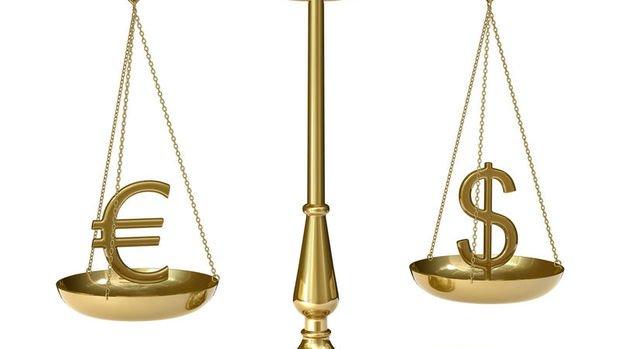 Euro dolar karşısında 2 haftanın yükseğini gördü